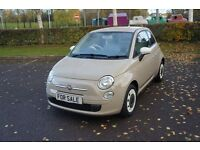 ** 2013 FIAT 500 1.2 Colour Therapy ONLY 18000 Miles ** ( volkswagen mini citroen ford )