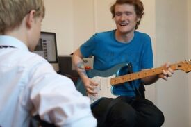 One to One Guitar Lessons at Guitar Academy Petersfield