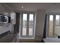 Outstanding studio apartment with huge private terrace! Kilburn Zone 2 £280 Available NOW