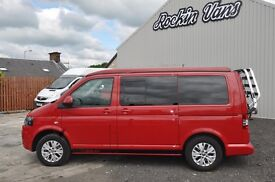 Professionally converted VW T5 140ps (2015)