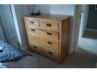 Antique Satinwood Chest of Drawers - Buy Craftsmanship