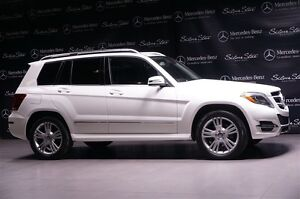2013 Mercedes-Benz GLK250 Bluetec Bi-Xenon Headlamp Package, Dar