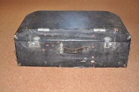 VINTAGE or CLASSIC CAR, TAILORED, CABIN, BOOT, LUGGAGE, TRUNK, SHAPED SUITCASE