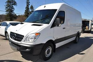 2013 Mercedes-Benz Sprinter 3 Passenger. High Roof. Camera