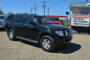 2006 Nissan Pathfinder Off-Road   Power Options   4X4  