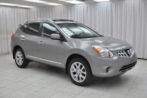 2013 Nissan Rogue 2.5SL AWD SUV w/ BLUETOOTH, HEATED LEATHER, NA