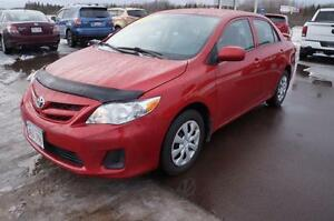 2013 Toyota Corolla Heated Seats! Factory Warranty!