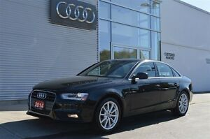 2014 Audi A4 2.0 Progressiv With NAVI