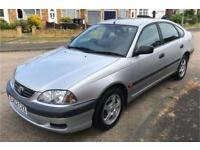 Toyota Avensis 1.8 VERY LOW MILAGE 2003