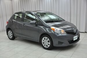 2012 Toyota Yaris LE 5DR HATCH w/ BLUETOOTH, A/C & POWER W/L/M