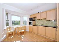 Thurlow Hill - A spacious top floor two bedroom apartment with kitchen/ breakfast room.