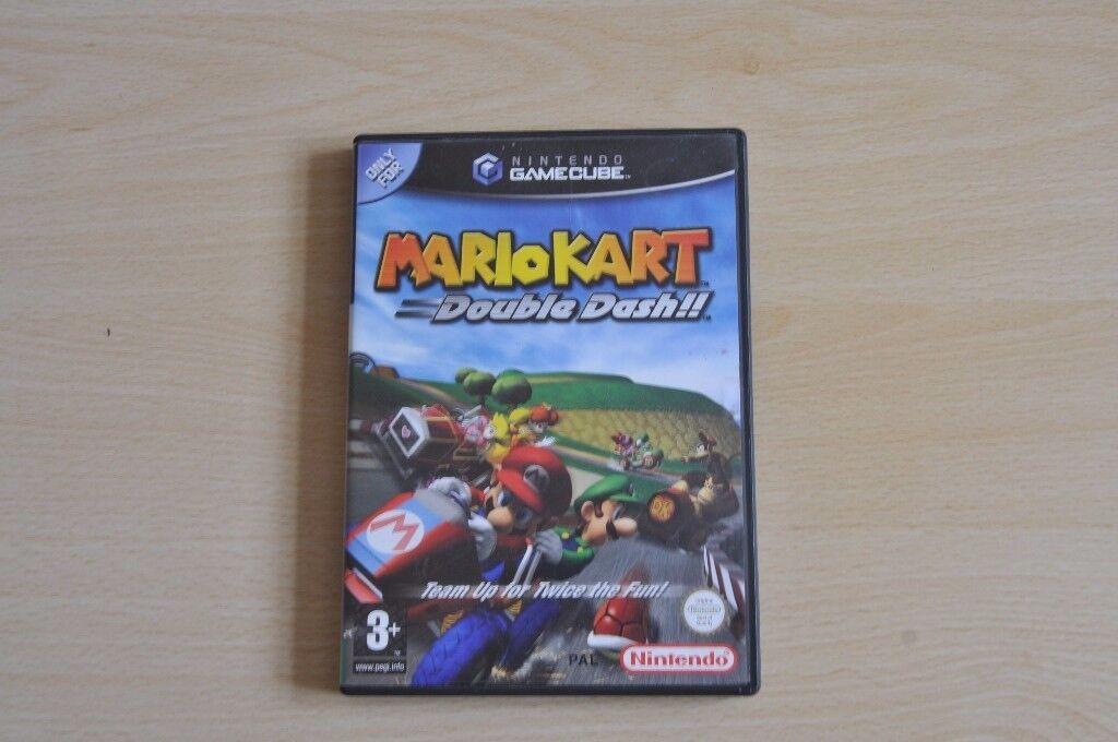 Rare Nintendo Gamecube Game - Mario Kart Double Dash, Thatcham, Berkshire