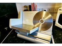 Electric Precision Food Slicer 19cm Blade