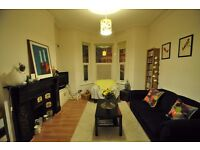 Two bedroom split level maisonette with a garden available minutes from clapham junction station