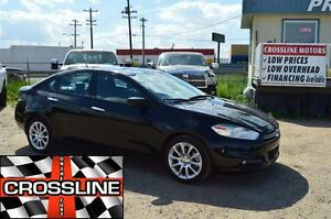 2014 Dodge Dart Limited | Leather | UConnect |