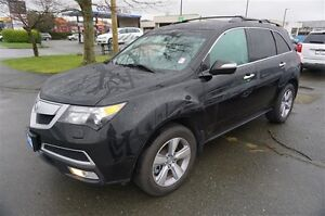 2012 Acura MDX Technology Package SH-AWD (A6)