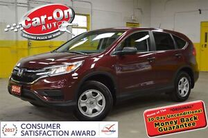 2015 Honda CR-V AWD HEATED SEATS REAR CAM BLUETOOTH