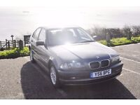 BMW 318 E46 great service history MOT Nov. low mileage for year only 3 owners very well maintained