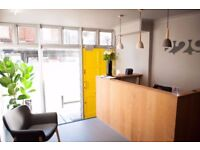 NEWLY RENOVATED SERVICED OFFICE SHOREDITCH HIGH STREET 200sqft Available Now for £1900 pm