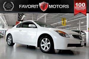 2009 Nissan Altima 2.5 S Coupe | LTHR | MOONROOF | HEATED SEATS