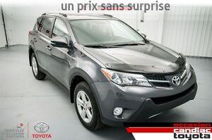 2013 Toyota RAV4 XLE * 2WD * TOIT * MAGS * NAV *