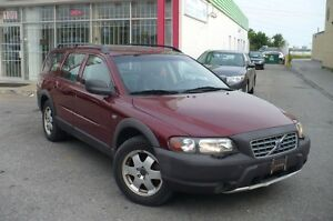 2002 Volvo V70 CROSS CONTRY LEATHER,ROOF