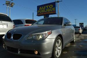 BMW 5 Series 525xi 2006