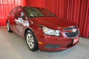 2014 Chevrolet Cruze LT Turbo!