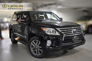 2014 Lexus LX 570 1 OWNER, NO ACCIDENT