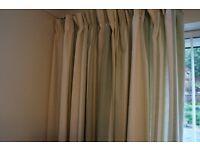 Laura Ashley Ready Made Curtains.