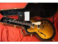 2016 Gibson ES-335 Limited Edition Goldtop