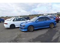 Subaru Type R