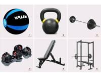 *Please read* Weights/strength training equipment etc