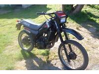 Yamaha dt125lc