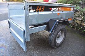 ERDE 143 classic trailer