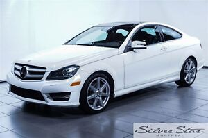 2013 Mercedes-Benz C350 4matic Coupe Keyless-GO, 4matic