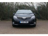 TOYOTA AVENSIS D-4D ICON BUSINESS EDITION (black) 2015