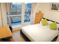 Peaceful riverside double ensuite room available