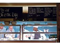 SOUS CHEF - ALL BAR ONE - NEW OPENING - HARROGATE - UP TO £22,000 + BONUS