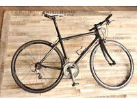 Full carbon fibre road bike (PLANET X - Pro Carbon)