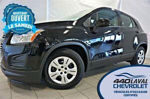 2016 Chevrolet Trax AUTOMATIQUE*BLUETOOTH*6000 KM*