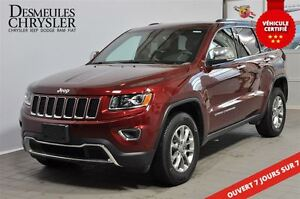 2016 Jeep Grand Cherokee LIMITED**PARKSENSE**V6**