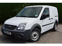 FORD TRANSIT CONNECT T220 LR CREW VAN 1 OWNER PERFECT EXAMPLE (white) 2012