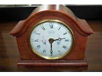 Little Wooden Flower Clock