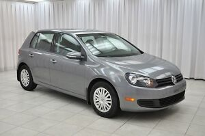 2013 Volkswagen Golf 2.5 5DR HATCH w/ A/C, HTD SEATS & TRACTION
