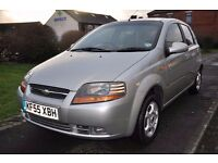 CHEVROLET KALOS 1.4 SX 5DR PETROL (PART S.H, 2 KEYS-