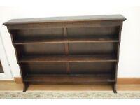 Vintage Bookcase / Dresser Top