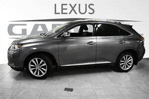2015 Lexus RX 350 SPORTDESIGN  SERVICE VIP INCLU* CAMERA DE RECU