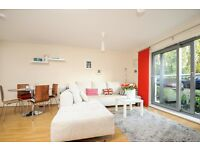 Fleming House, SW18 - Stunning two bedroom two bathroom modern apartment - £1575pcm