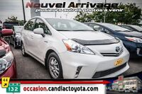 2013 Toyota Prius v GROUPE LUXE CUIR
